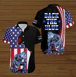 Back the Blue American Flag Police Jesus Christ  ALL OVER PRINTED SHIRTS DH090501
