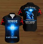 Way maker miracle worker my God that is who you are Jesus Savior ALL OVER PRINTED SHIRTS DH090804