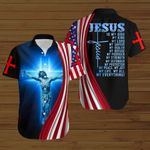 Jesus is my Savior my everything blue lion Jesus Christ ALL OVER PRINTED SHIRTS DH091006