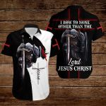 I bow to none other than the Lord Jesus Christ ALL OVER PRINTED SHIRTS 3d