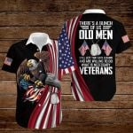 Old men still left that give a damn and are willing to do what is necessary veterans ALL OVER PRINTED SHIRTS 3d