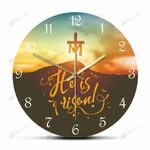 He is rise GOD CLOCK