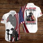 All my life honor God love your family and defend your country US Flag ALL OVER PRINTED SHIRTS DH091405