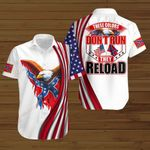 Confederate States of America Flag These colors don't run They reload ALL OVER PRINTED SHIRTS DH091406