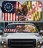 Maryland Auto Car Sunshade