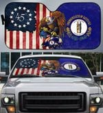 Kentucky Auto Car Sunshade
