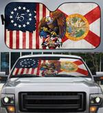Florida Auto Car Sunshade