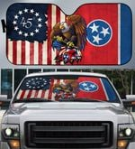 Tennessee Auto Car Sunshade