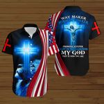Way maker miracle worker my God that is who you are ALL OVER PRINTED SHIRTS DH091904