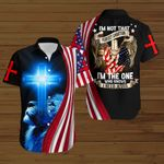 I'm not that perfect Christian I'm the one who knows I need Jesus ALL OVER PRINTED SHIRTS DH092101