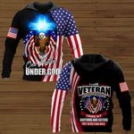 Proud veteran but don't thank me ALL OVER PRINTED SHIRTS