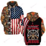 All I need today is deer hunting and a whole lot of Jesus ALL OVER PRINTED SHIRTS DH092206