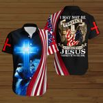 I may not be perfect but Jesus thinks I'm to die for ALL OVER PRINTED SHIRTS DH092202