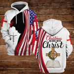 Christmas begins with Christ ALL OVER PRINTED SHIRTS DH092305