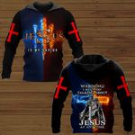 I may start talking about Jesus at any time ALL OVER PRINTED SHIRTS DH092503
