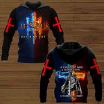 Jesus saved my life Child of God ALL OVER PRINTED SHIRTS DH092501
