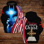 Christmas begins with Christ ALL OVER PRINTED SHIRTS