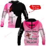 Way maker My God that is who you are Personalized name ALL OVER PRINTED SHIRTS DH092805
