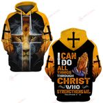 I can do all things through Christ ALL OVER PRINTED SHIRTS DH092915
