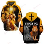 Jesus is my everything ALL OVER PRINTED SHIRTS DH092914