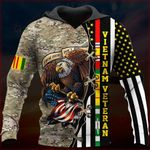 Vietnam veteran These colors Don't run ALL OVER PRINTED SHIRTS