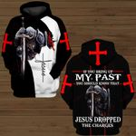 If you bring up my past you should know that Jesus dropped the charges ALL OVER PRINTED SHIRTS