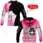 I'm a Christian but don't mess with me I'm form the Southside of the Kingdom personalized name ALL OVER PRINTED SHIRTS
