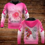 Faith Hope Love Breast Cancer Awareness ALL OVER PRINTED SHIRTS