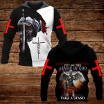 Put on the armor of God take a stand ALL OVER PRINTED SHIRTS