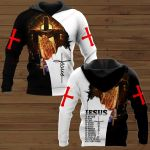 Jesus is my God ALL OVER PRINTED SHIRTS