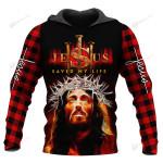 Jesus saved my life ALL OVER PRINTED SHIRTS