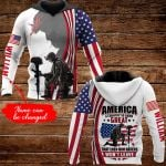 America a country so damn great Personalized name ALL OVER PRINTED SHIRTS DH101402