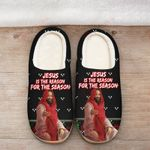 Jesus is the reason Slippers ALL OVER PRINTED DH101608