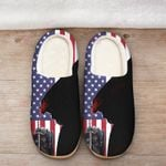 Jesus Knight Flag Slipper ALL OVER PRINTED SHIRTS DH101617