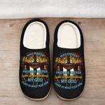 Way maker Cross Slippers ALL OVER PRINTED DH101619