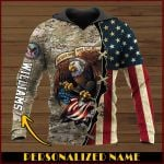 All gave some some gave all Personalized name ALL OVER PRINTED SHIRTS DH102001
