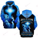 Jesus my Savior Lover of my Soul  ALL OVER PRINTED SHIRTS DH102010
