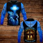 Jesus Because of Him Heaven knows my name  ALL OVER PRINTED SHIRTS DH102011