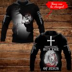 Nothing but the Blood Personalized name ALL OVER PRINTED SHIRTS 1021202