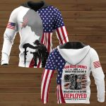God bless and those who defend it remember everyone employed ALL OVER PRINTED SHIRTS DH102108