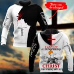 Farmer I can do all things through Christ Personalized name ALL OVER PRINTED SHIRTS 21102013