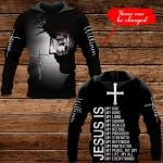 Jesus is my everything Personalized name ALL OVER PRINTED SHIRTS 1022206