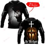 Be the light Personalized name ALL OVER PRINTED SHIRTS 22102004