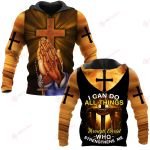 I can do all things through Christ who strengthens me ALL OVER PRINTED SHIRTS DH102208