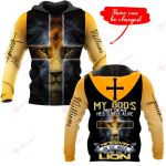 My God's not dead Personalized name ALL OVER PRINTED SHIRTS DH102303