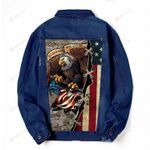 All gave some some gave all Denim Jacket DH102410