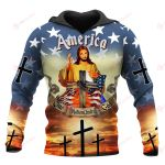 One Nation Under God ALL OVER PRINTED SHIRTS 102620