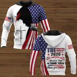 Keep America Great ALL OVER PRINTED SHIRTS 26102001