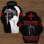 God gave his archangels weapons ALL OVER PRINTED SHIRTS 141220