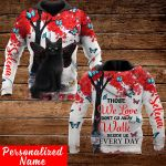 Those we love don't go away Personalized ALL OVER PRINTED SHIRTS 151220